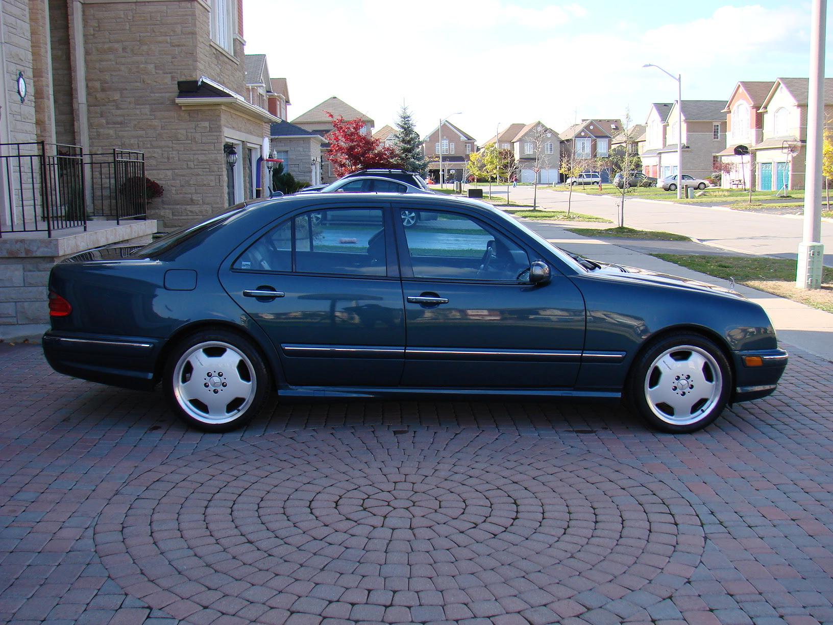 Wiki Mercedes Benz E Class W210 Upcscavenger