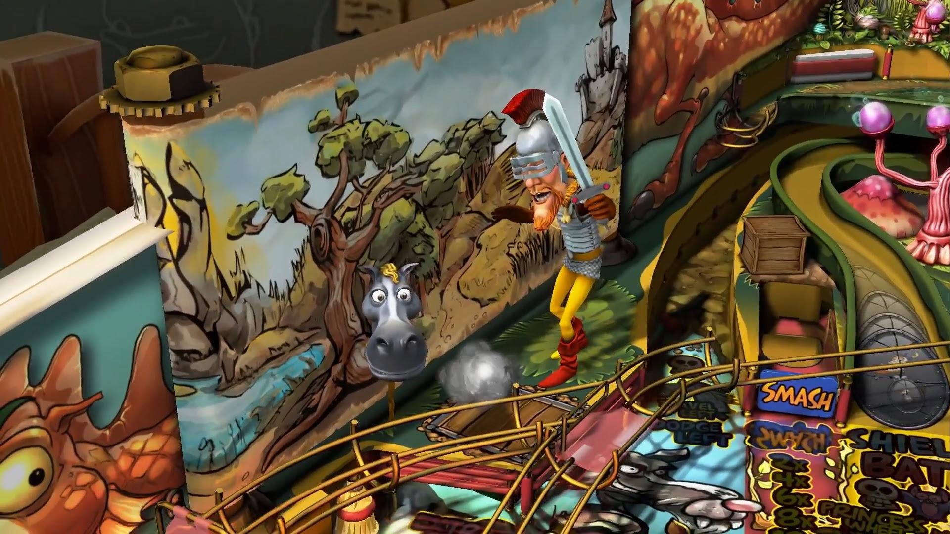 Zen Studios announces Pinball FX3, featuring multiplayer matches screenshot