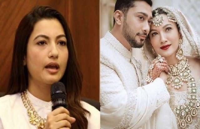 निकाह के वक्त जैद दरबार ने रखी थी गौहर के सामने शर्त, 7 महीने बाद बोलीं- 'नहीं मानती तो टूट जाती शादी'