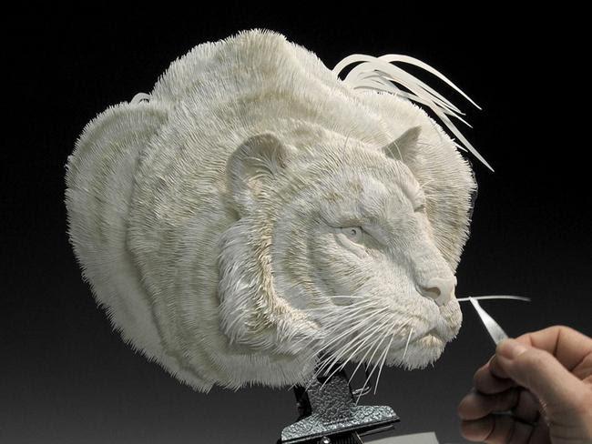 Escultura-Papel-12