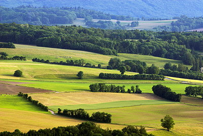 Go to the photo gallery about the french rural landscape