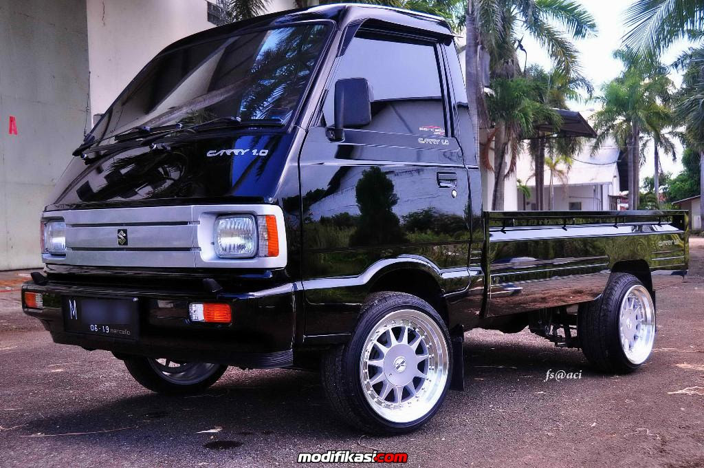 Suzuki Carry Pick Up Modified | Suzuki internasional