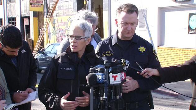 Image result for News Media covering Oakland Fire