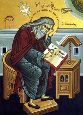 αγ. Ισαάκ ο Σύρος