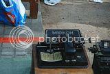 Una máquina de escribir????