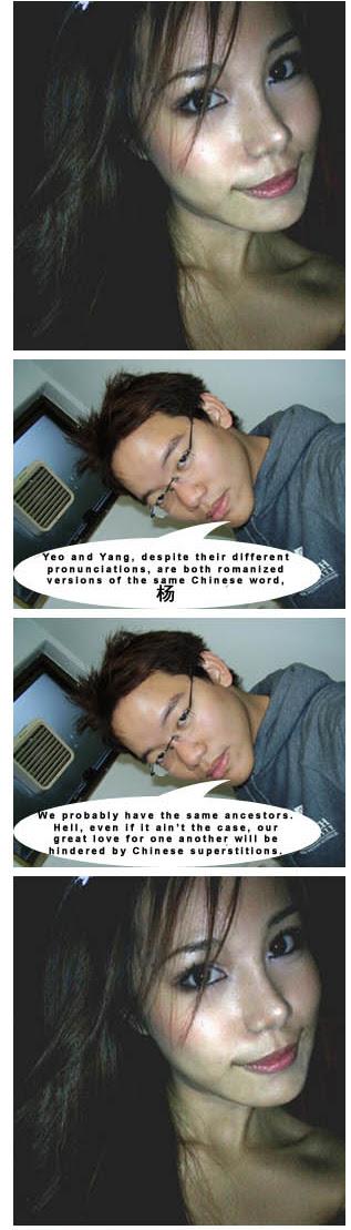 Swifty and Dawn Yang's Tragic Romance 2