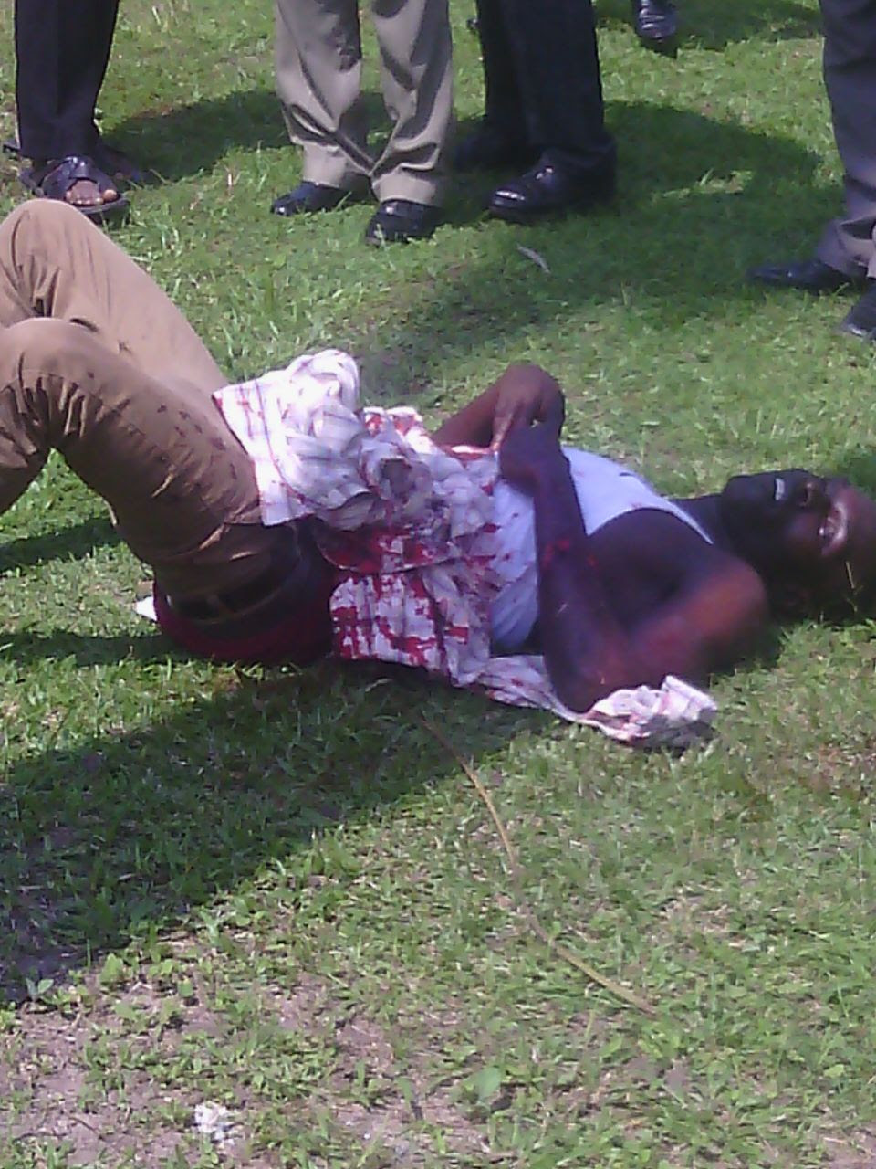 SHOCKING : University of  science and technology student stabed and killed