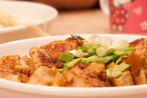 Chinese lemon chicken / Hiina sidrunikana