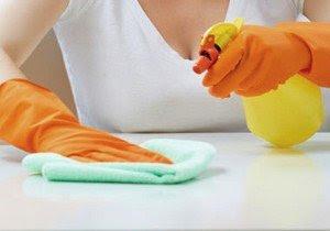 Como usar a água oxigenada na limpeza da casa