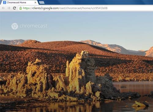 Download beautiful Chromecast Screensaver photos