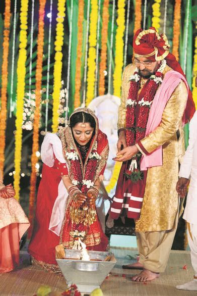 Wedding bells ringing: Kabir Bedi ties the knot with