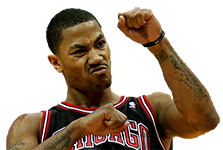 """> Derrick Rose of Chicago Bulls """"Looks Better,"""" Kevin Durant says - Photo posted in BX SportsCenter 