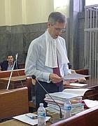 Ghedini: l'avvocato del Cavaliere ha partecipato, da dicembre a giugno, a una sola votazione, a gennaio, su un totale di 1.026.