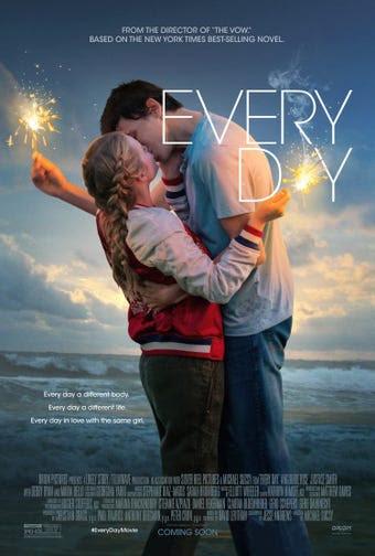 Resultado de imagen para every day movie poster