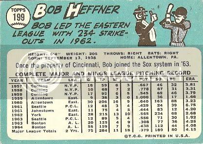#199 Bob Heffner (back)