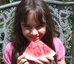 watermelon smiles by Teckelcar
