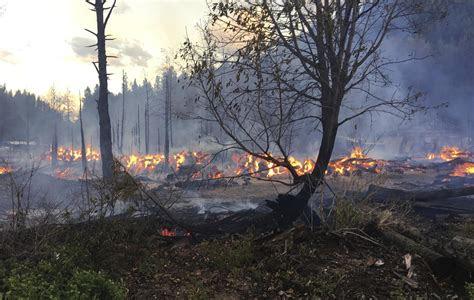 wildfire politics lag  science
