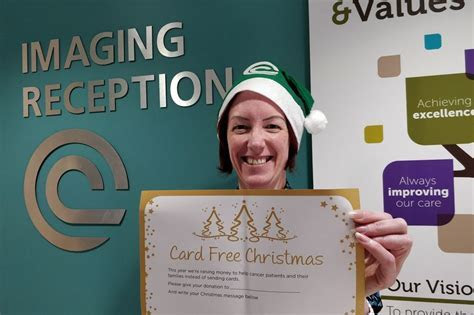 The Clatterbridge Cancer Centre :: Card Free Christmas 2018