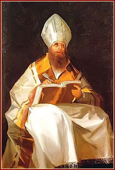 SAN AMBROSIO, Obispo, Confesor y Doctor de la Iglesia