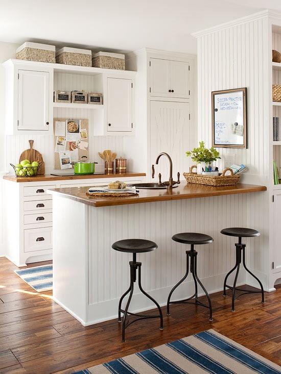 Kitchen Decor Inc.: Coastal Kitchen Decor