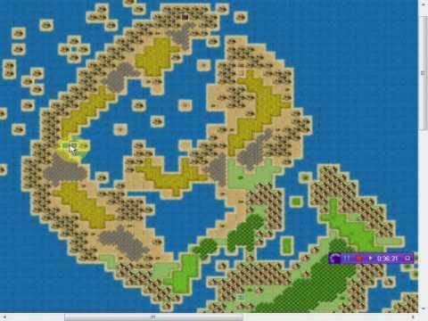 Awesome Rpg maker VX World map Tutorial - YouTube