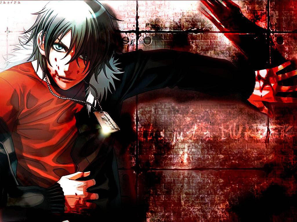 10 Bloody Anime Boy Wallpaper Sachi Wallpaper