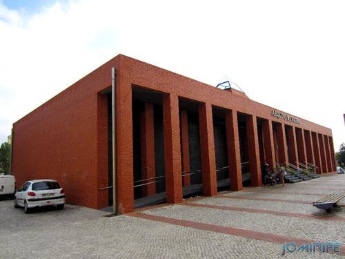 Marinha Grande - Arquivo Municipal [en] Marinha Grande in Portugal - Municipal Archives