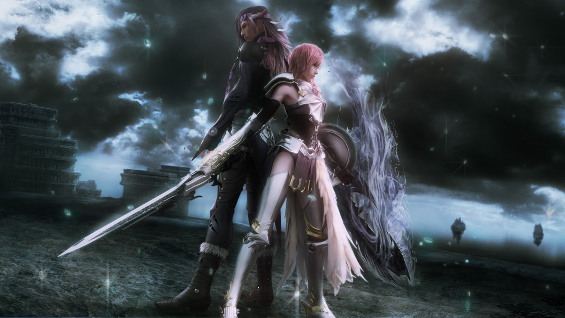 Final Fantasy Xiii 2 Wallpapers Free Downloads Inmotion Gaming