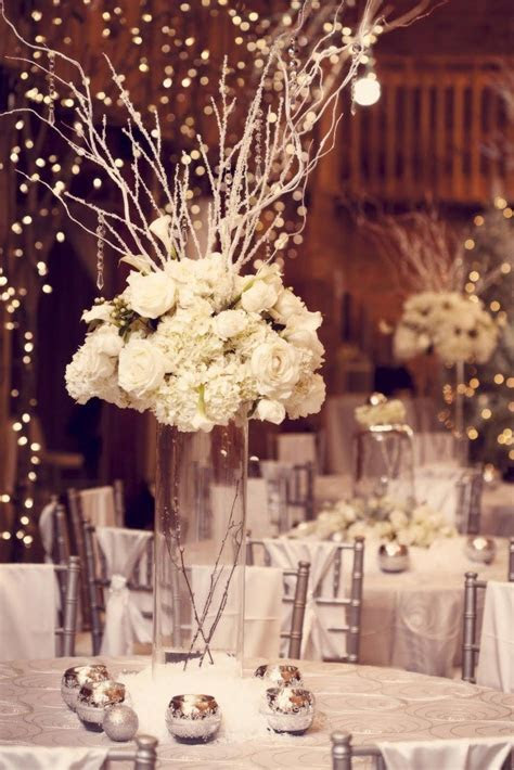 centerpieces for weddings without flowers   Wedding