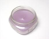Mason Jar Candle Lilac