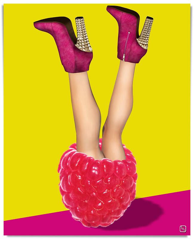 Shoetopia 2013: Raspberry Kicks.