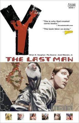 Y: The Last Man, Volume 1: Unmanned