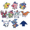 Digimon Adventure Trading Strap Vol.03 Box /