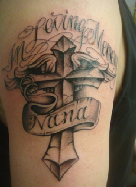 In Loving Memory Ace Tattoo Design Picture Tattoomagz