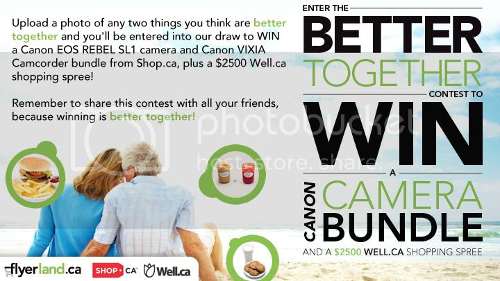 Better Together contest
