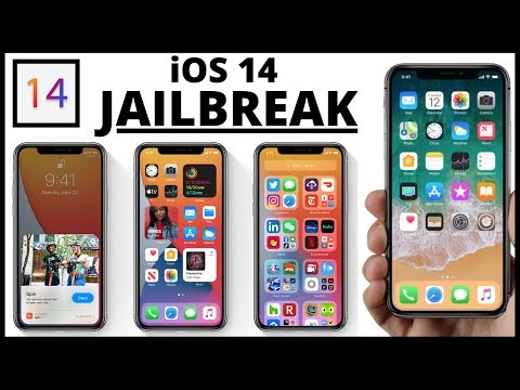 Jailbreak iOS 14! Jailbreak Update