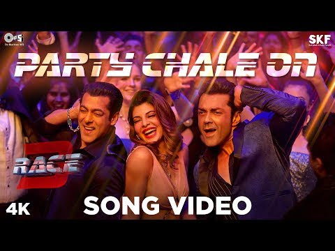 Race 3 Song Party Chale On Mp3 Download & Lyrics