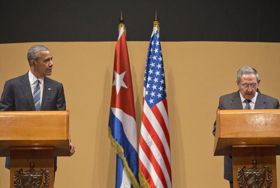 cuba, estados unidos, barack obama, raul castro, bloqueo a cuba, relaciones cuba-estados unidos