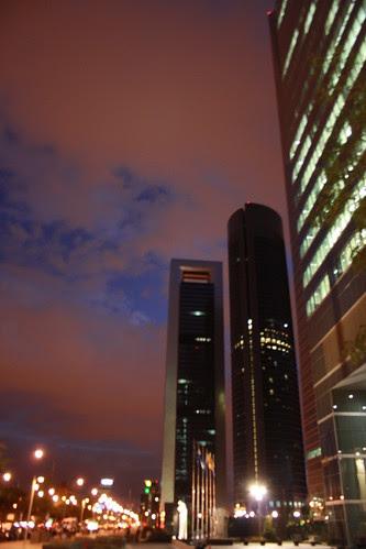 The Madrid Sky