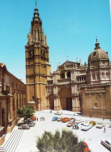 Catedral en los años 60