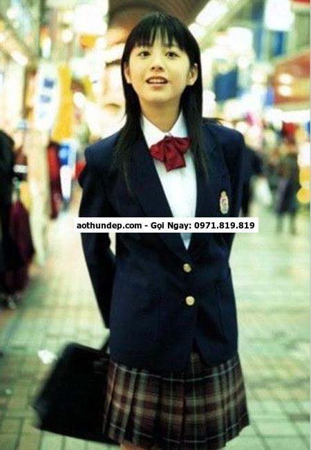 bán đồng phục học sinh nhật bản