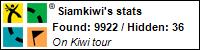 Profile for Siamkiwi