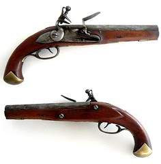 French flintlock
