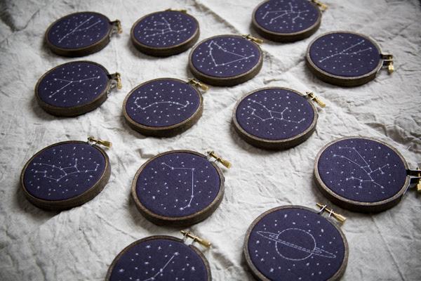 all the little stars...