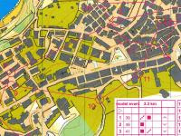 Map from MOC sprint training camp