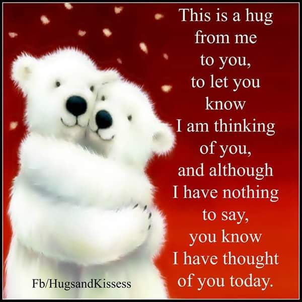 This Is A Hug From Me To You Pictures Photos And Images For