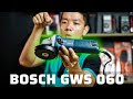 Cần Gì Hàng Nhái Khi Hàng Chính Hãng Rẻ Như Máy Mài Góc Bosch GWS 060