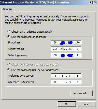 how to create a proxy server on a free vps