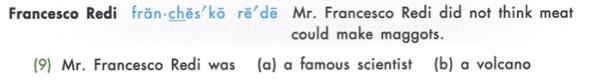 Science 1048 Franceso Redi