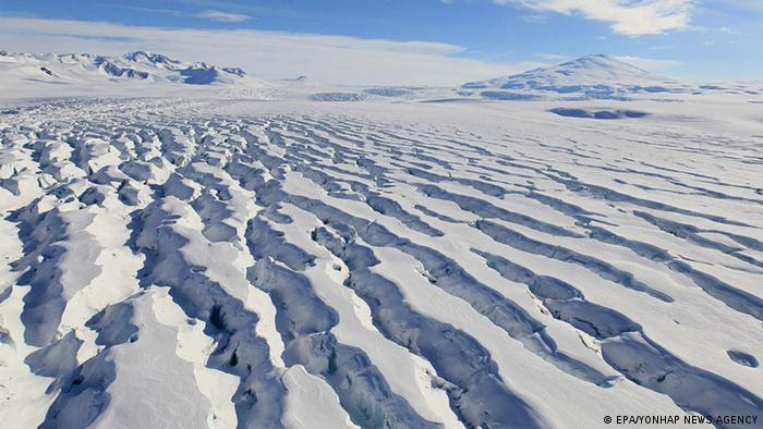The East Antarctic Plateau